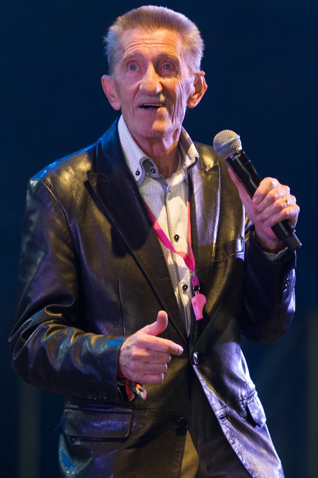 Barry Chuckle died at the weekend, aged