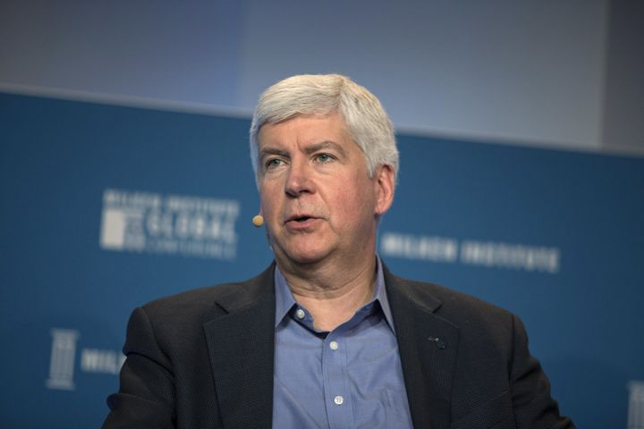 Democrats are eager to return Michigan to its organized labor roots as Republican Gov. Rick Snyder's second term comes to a c