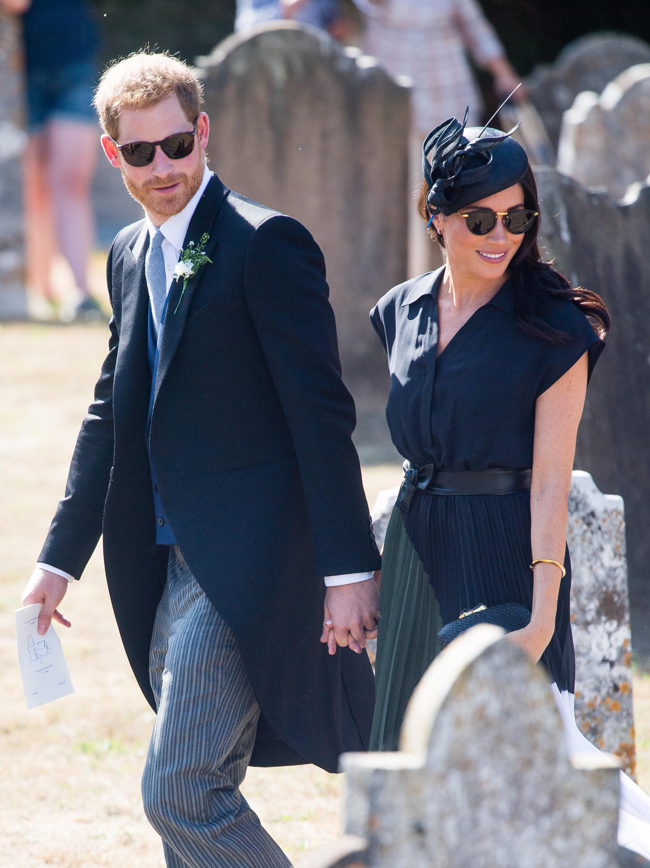 Prinz Harry besucht Hochzeit – Fotograf entdeckt ungewöhnliches Detail an seinem Fuß