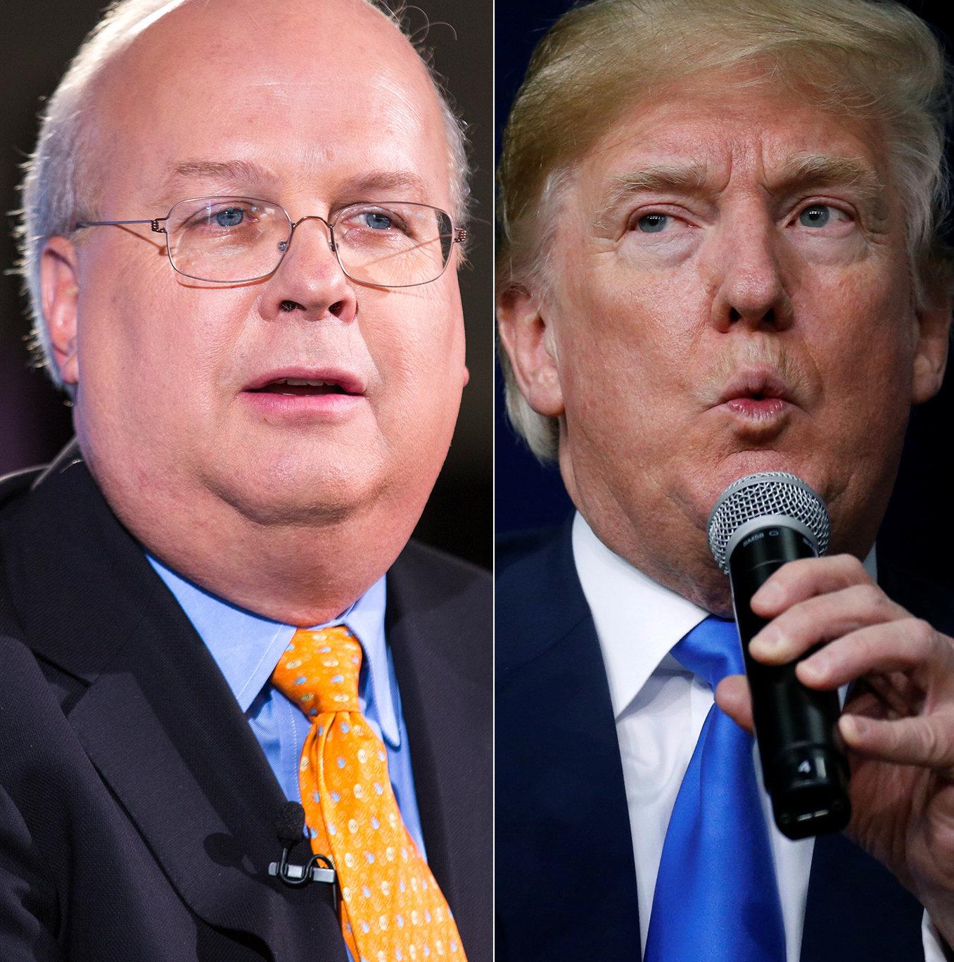 Karl Rove Likens Trump To Stalin, Tells Him To 'Tone Down' Anti-Press