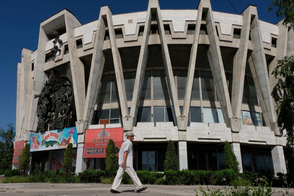 [화보] 잊혀진 동유럽 '사회주의 건축'의 흔적을 수집하는
