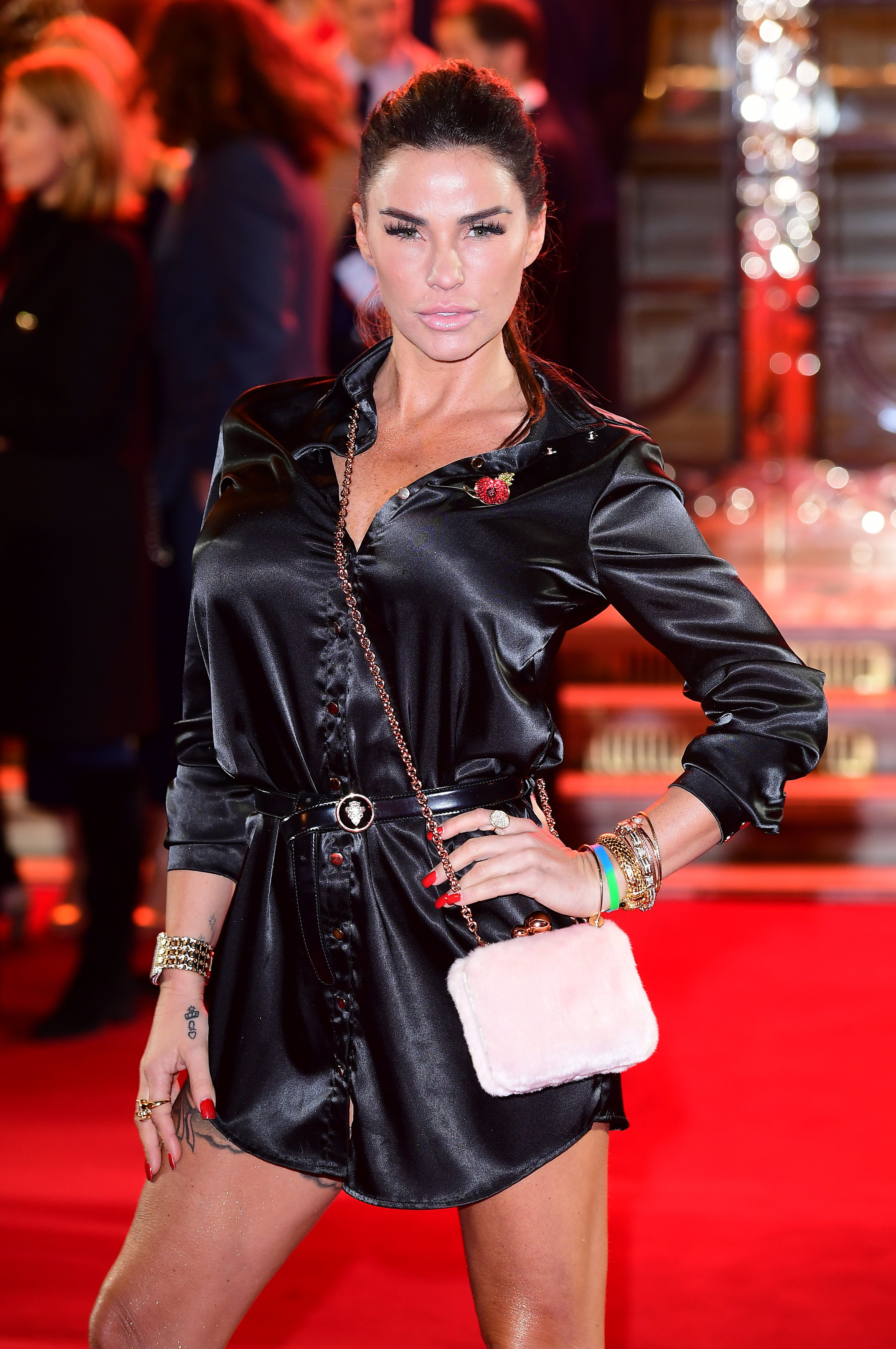 Katie Price Avoids Bankruptcy As Hearing Is