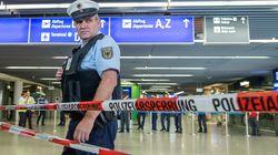 Polizei räumt Teile des Frankfurter