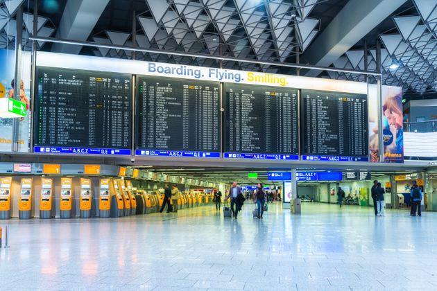 Μια γαλλική οικογένεια προκάλεσε συναγερμό και την εκκένωση του αεροδρομίου της