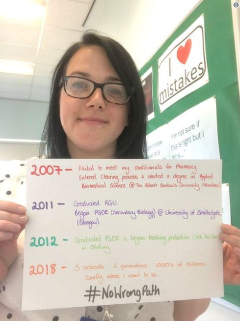 These Inspiring #NoWrongPath Messages Will Show You Exam Results Aren't