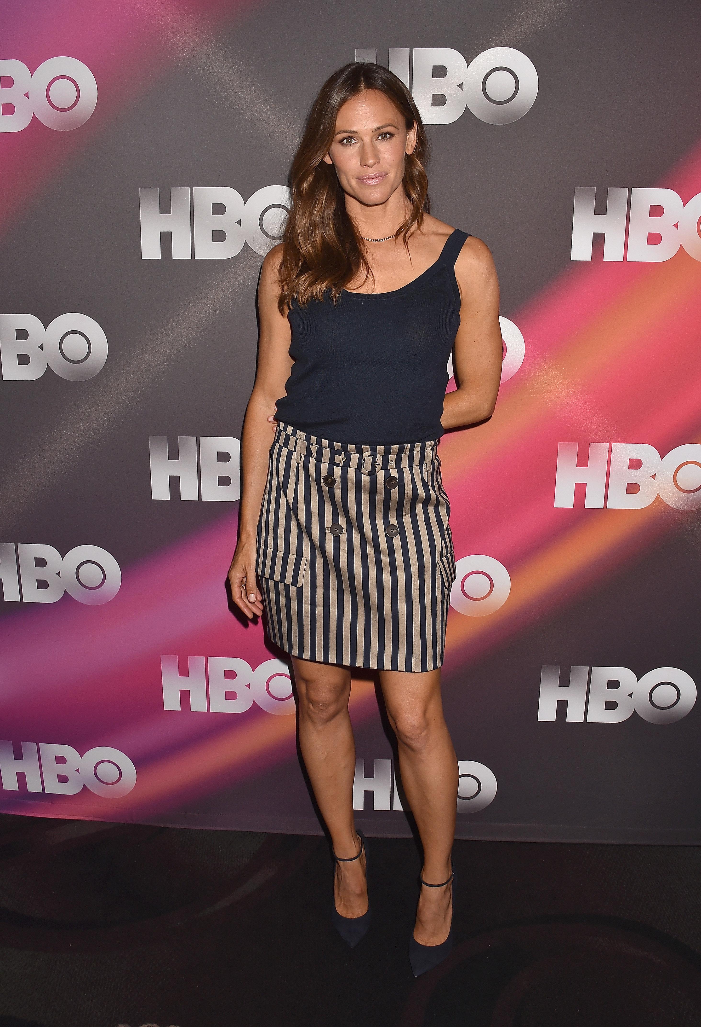 Jennifer Garner attends the HBO Summer TCA 2018.