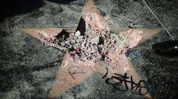 L'étoile de Trump sur le Walk of Fame va-t-elle être enlevée? Le conseil municipal a