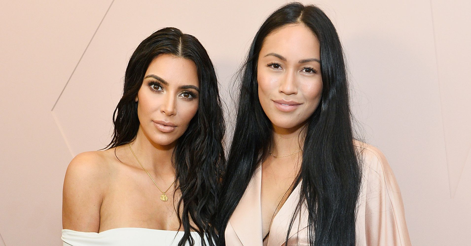69e9ecbe1f1 Kim Kardashian Explains Rumored Feud With Former Assistant Stephanie  Shepherd