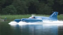 Historic Jet Boat Floats Again, 51 Years After Tragic