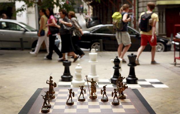 Τέσσερις κινήσεις στην σκακιέρα της