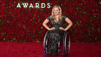 NEW YORK, NY - JUNE 12:  Actress Ali Stroker attends the 70th Annual Tony Awards at The Beacon Theatre on June 12, 2016 in New York City.  (Photo by Dimitrios Kambouris/Getty Images for Tony Awards Productions)