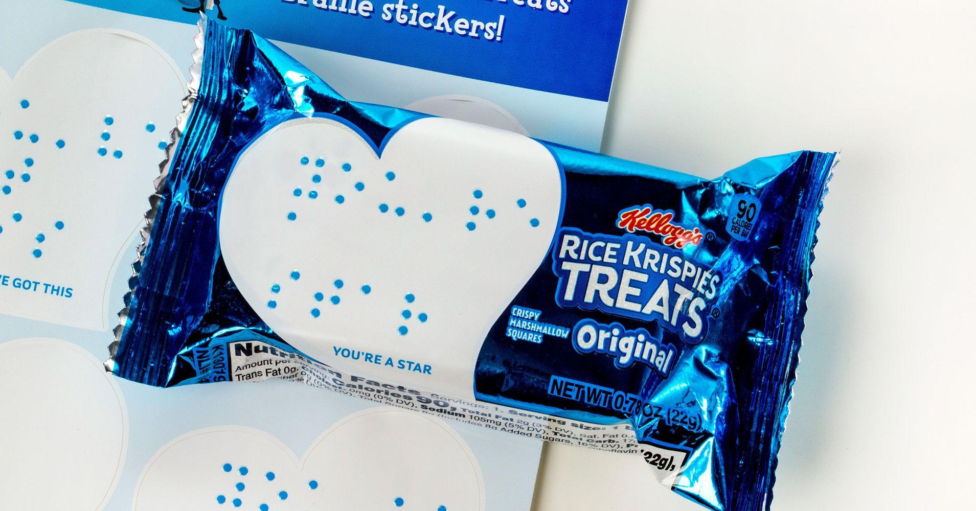 Rice krispies treats just took a real step toward inclusivity huffpost life