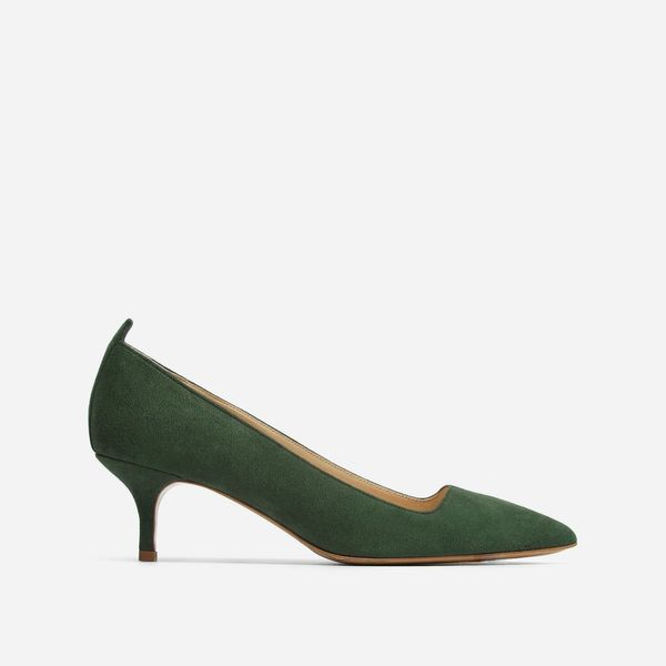 "<strong><a href=""https://www.everlane.com/products/womens-editor-heel-darkgreen?collection=womens-shoes"" target=""_blank"">Ever"