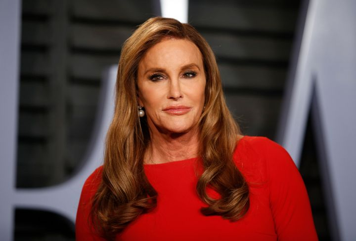 """Of her behind-the-scenes meetings with Republicans in Washington, Caitlyn Jenner said,""""I've never had anybo"""