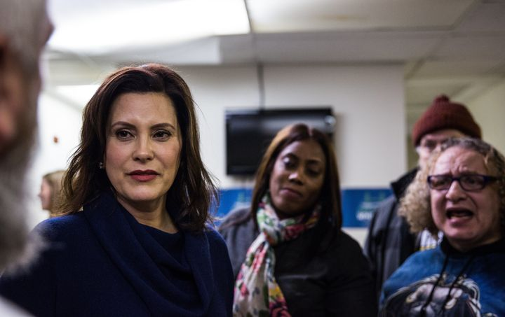 Gretchen Whitmer won the Democratic nomination for governor of Michigan on Tuesday.