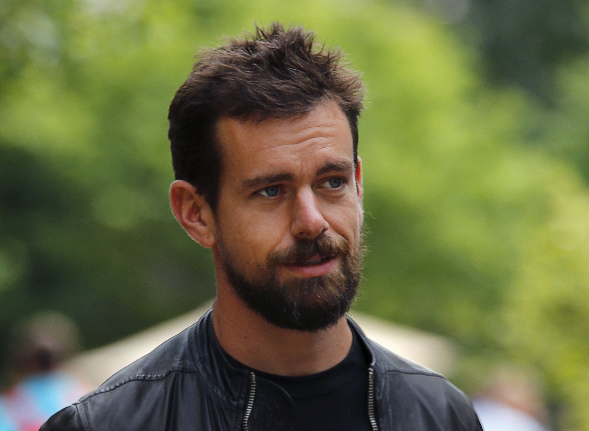 """Twitter CEO Jack Dorsey said that """"accounts like Jones' can often sensationalize issues and spread unsubstantiate"""