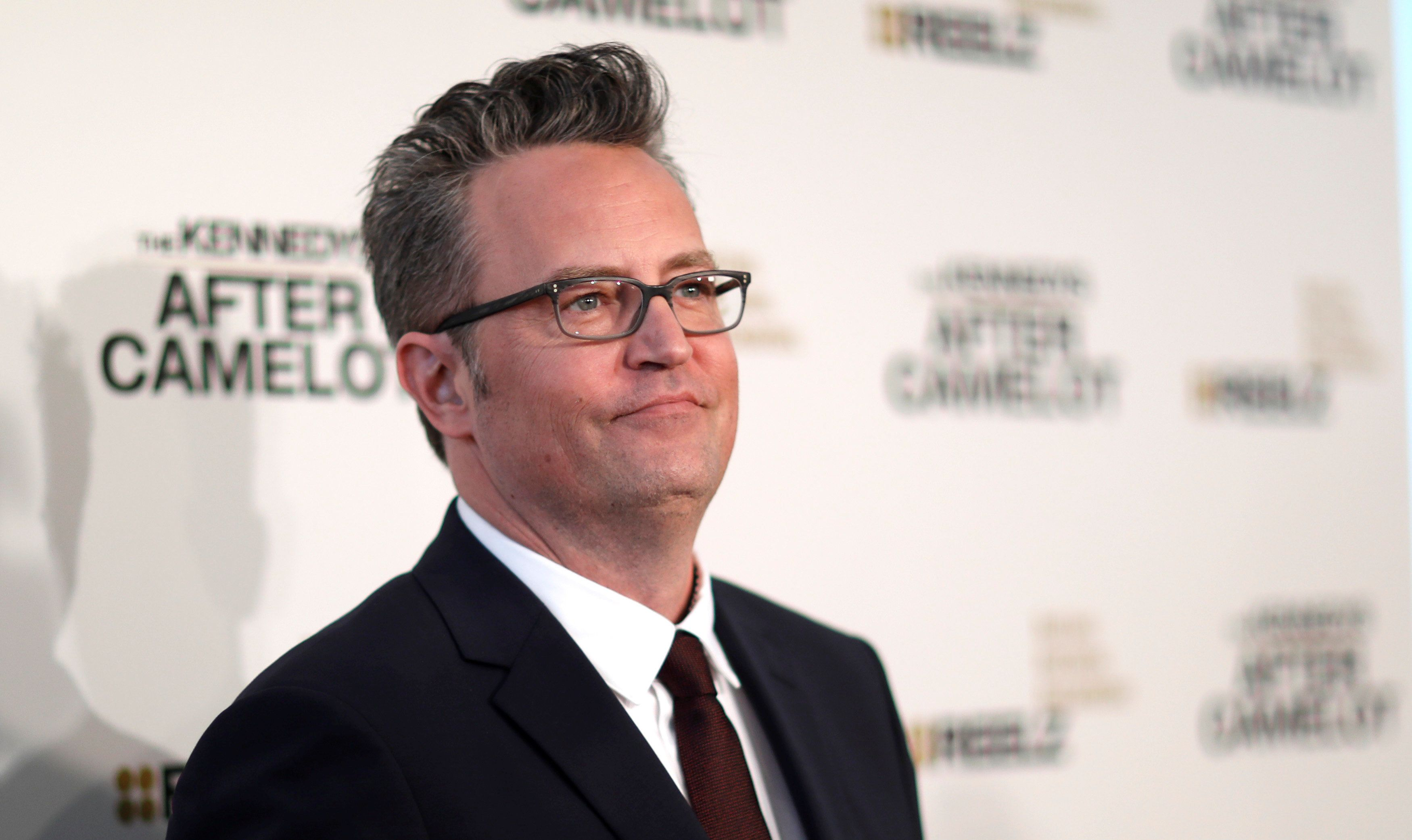 'Friends' Star Matthew Perry Recovering After Gastrointestinal