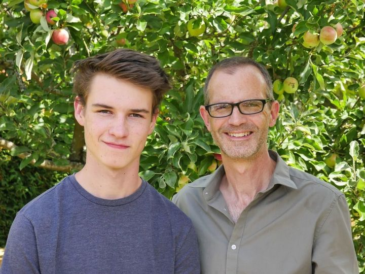 Stuart Askew saved the life of his son Ethan with one of the devices.