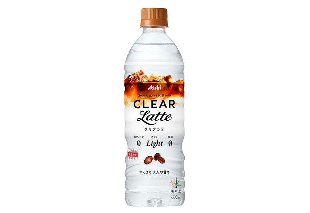 마셔보기 전까진 진가를 알 수 없는 '투명 음료'
