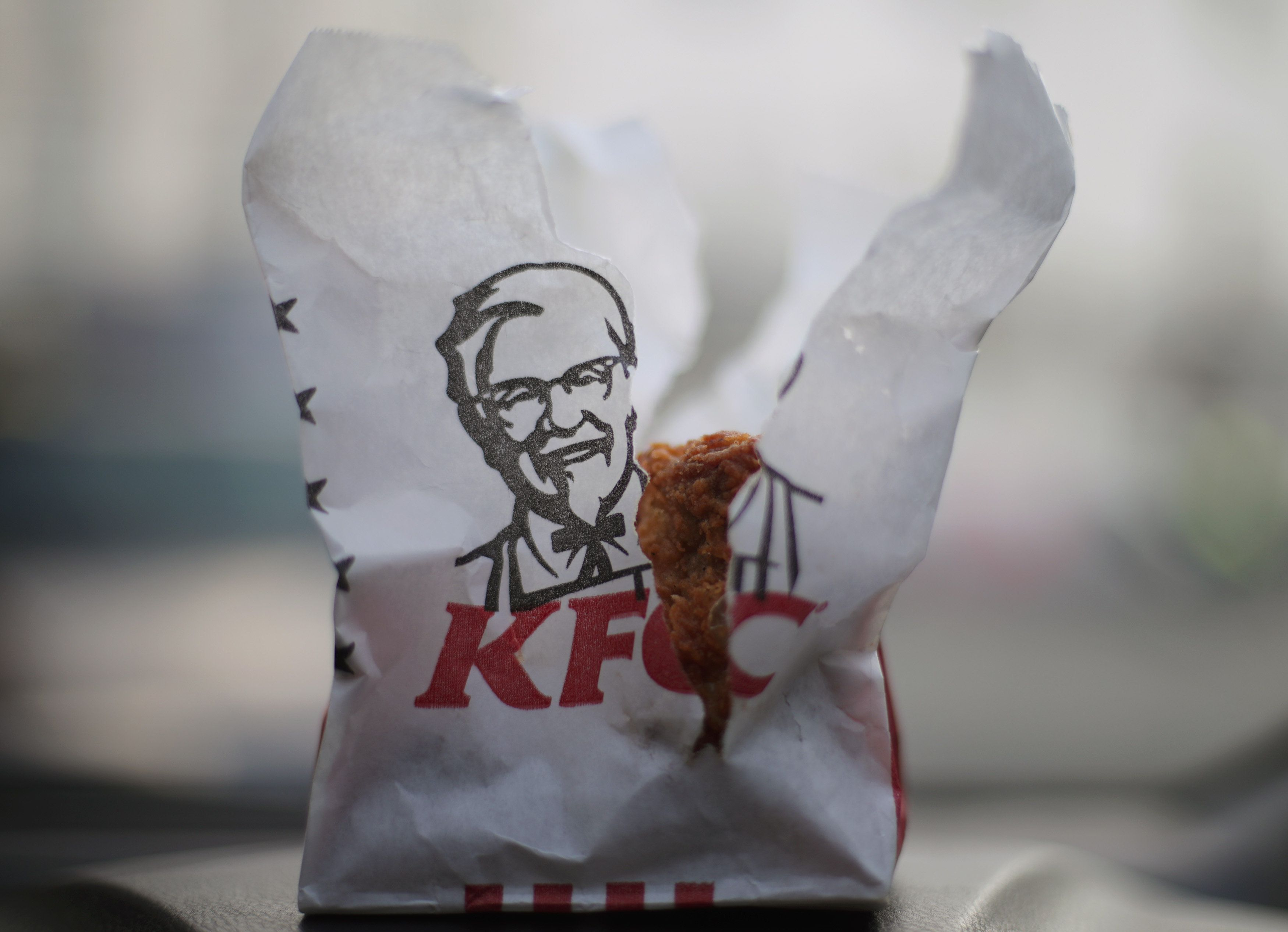 KFC And Kellogg's Adverts Banned After They Broke Junk Food