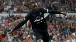 L'athlète Usain Bolt se lance dans le football au niveau