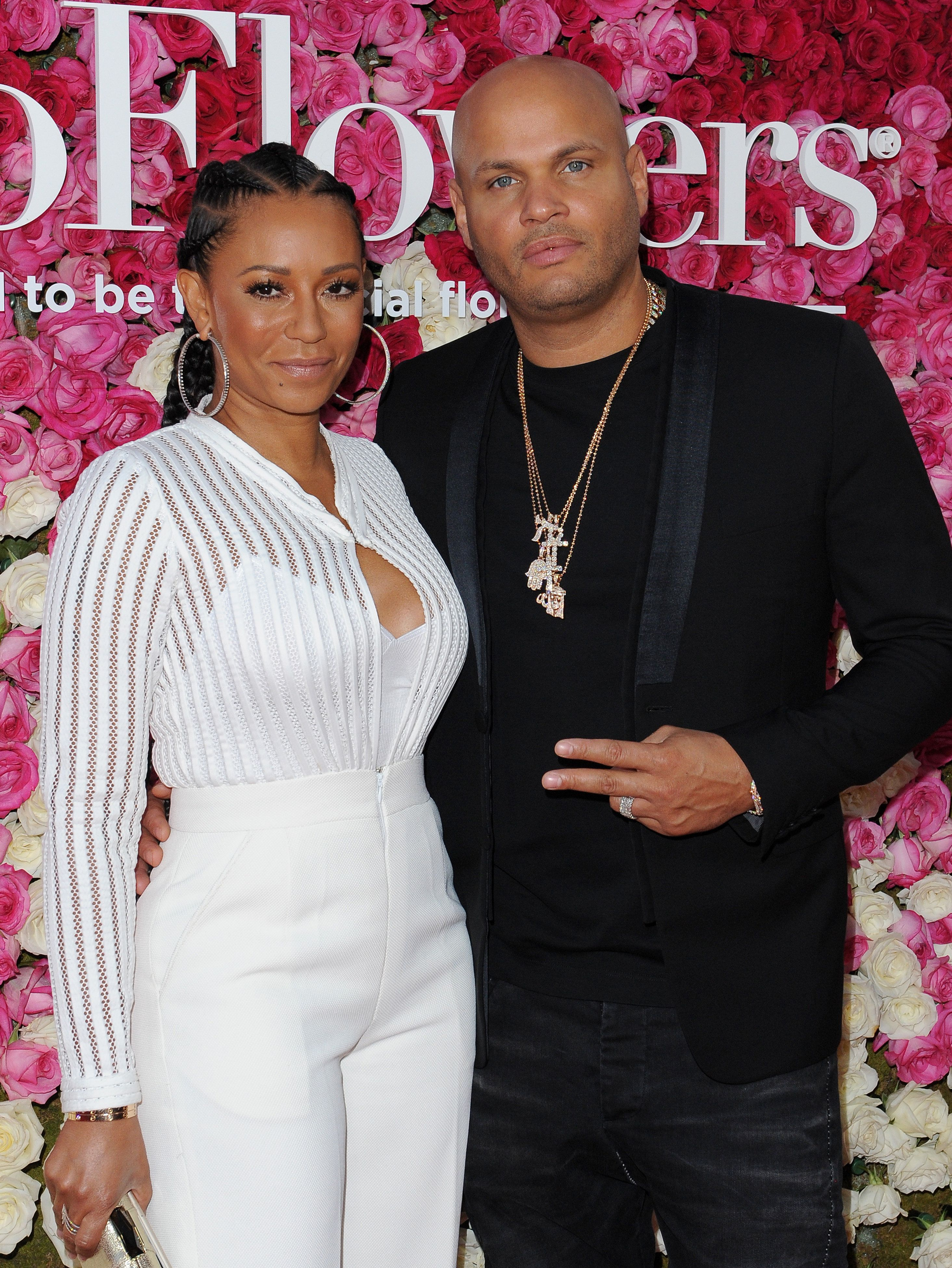 Mel B Ordered to Pay Stephen Belafonte's £270,000 Legal Fees As Divorce Is