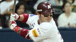 박병호가 5년 연속 30홈런을