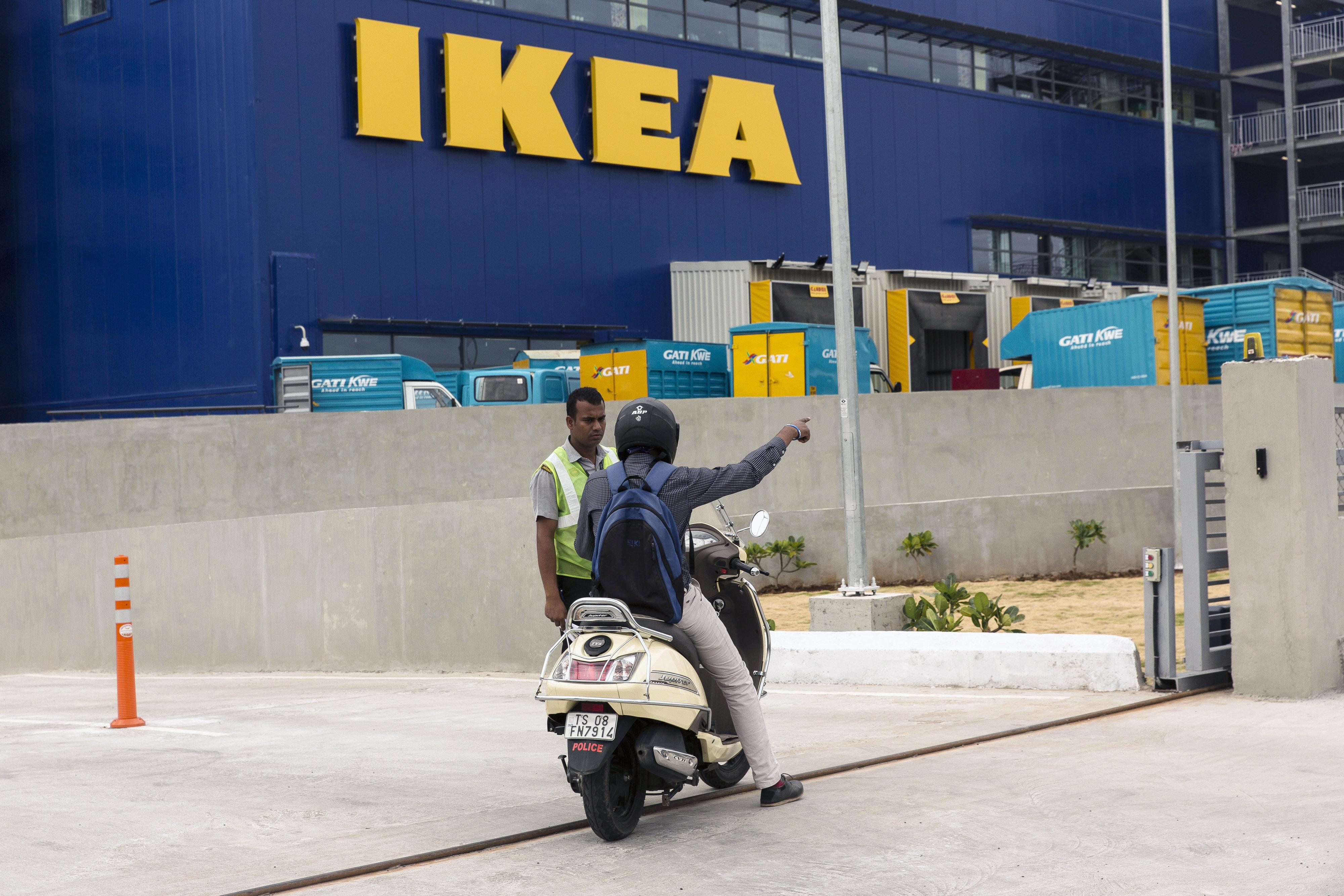 Το πρώτο κατάστημα IKEA στην Ινδία είναι ένα τεράστιο οικονομικό