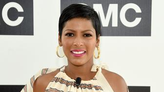NEW YORK, NY - JUNE 20:  Tamron Hall attends the AMC Summit at Public Hotel on June 20, 2018 in New York City.  (Photo by Jamie McCarthy/Getty Images for AMC)