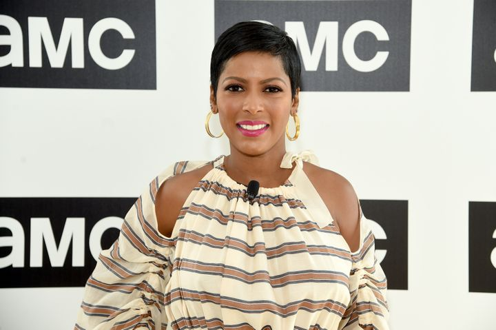"""Former """"Today"""" show host Tamron Hall."""