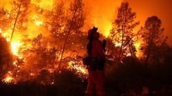 Californie: de gigantesques incendies poursuivent leur course