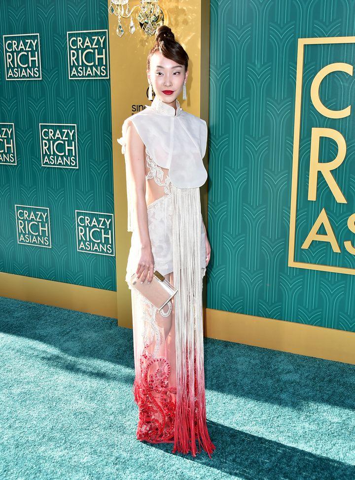ActressConstance Lau