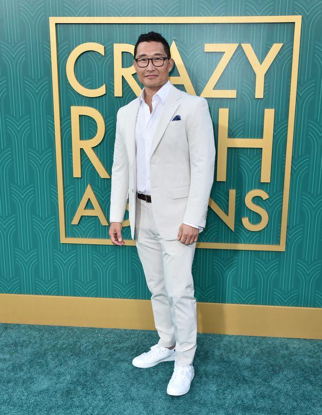Actor Daniel Dae