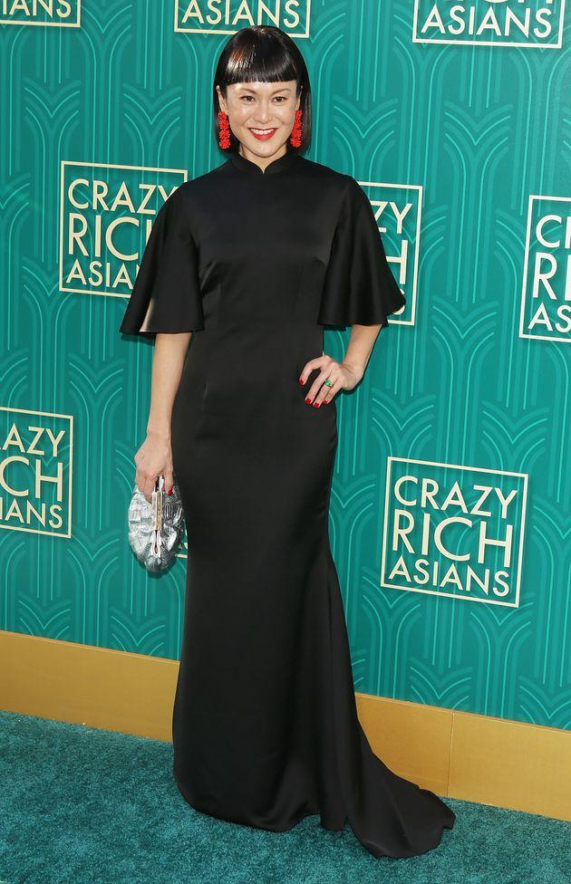 Actress Janice