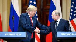 Atomwaffen: Geheimes Papier enthüllt, was Putin von Trump wohl