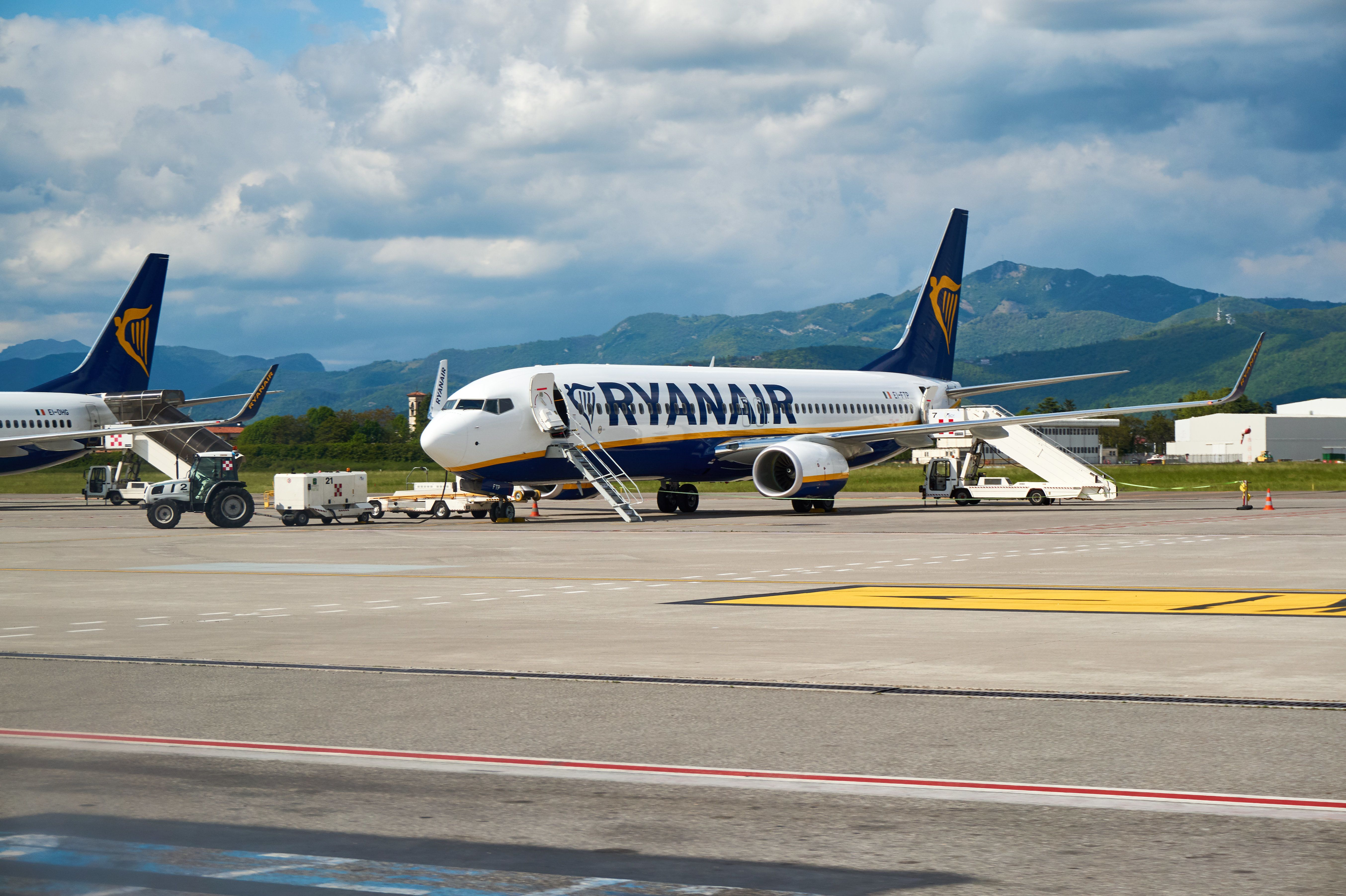 Ryanair Cancels 250 Germany Flights Due To Pilot