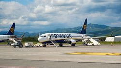 Ryanair Cancels 250 Germany Flights Due To Pilot Strike