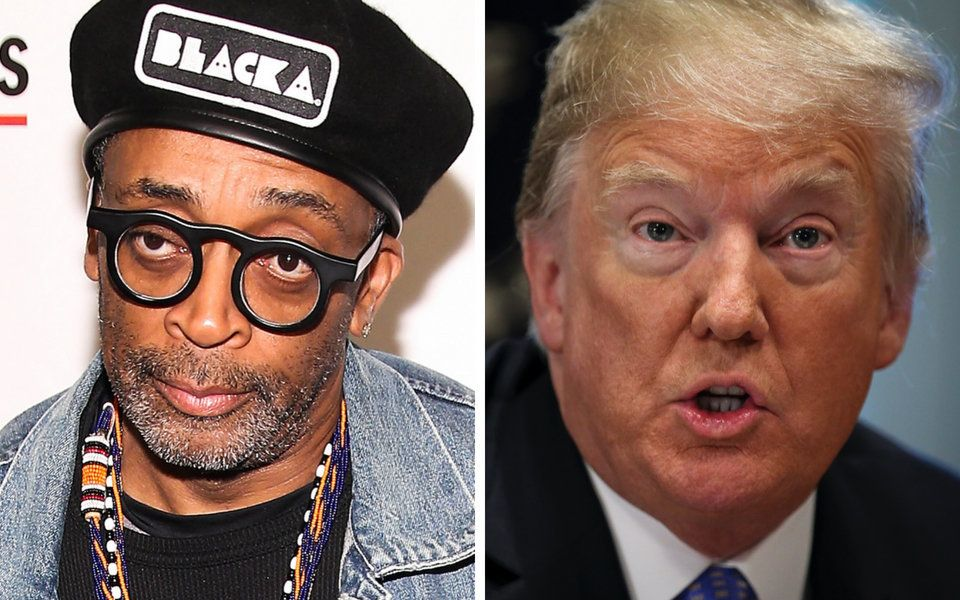 Don't call it a comeback - Spike Lee on 'BlacKkKlansman'