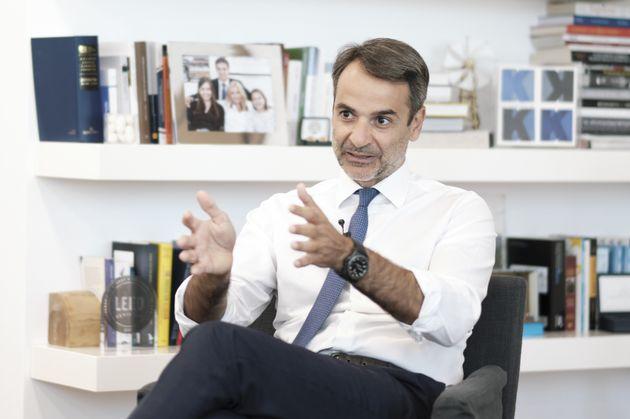 Κυριάκος Μητσοτάκης: «Αντί για φιέστες ο κύριος Τσίπρας να προκηρύξει εκλογές στις 20