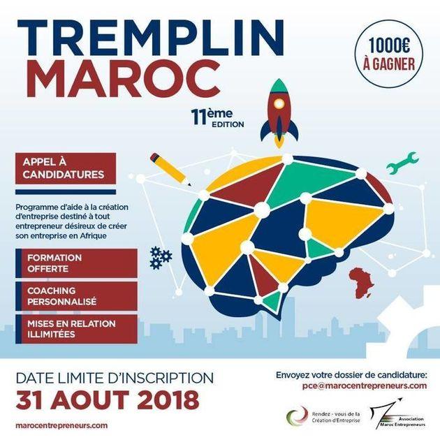 Avis aux jeunes entrepreneurs, le concours Tremplin Maroc revient pour une 11e