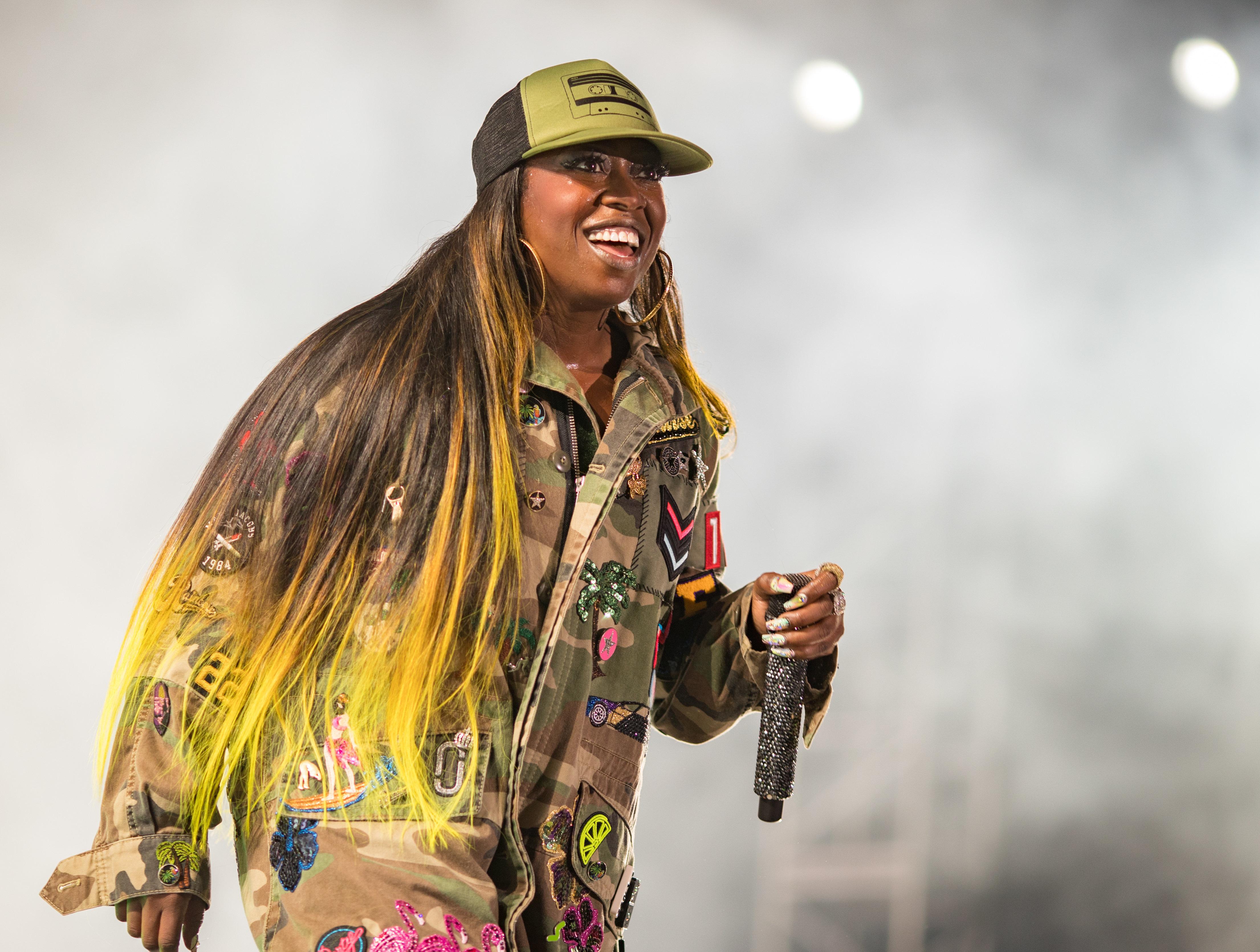Missy Elliott praises Rhode Island woman's karaoke version of 'Work It'