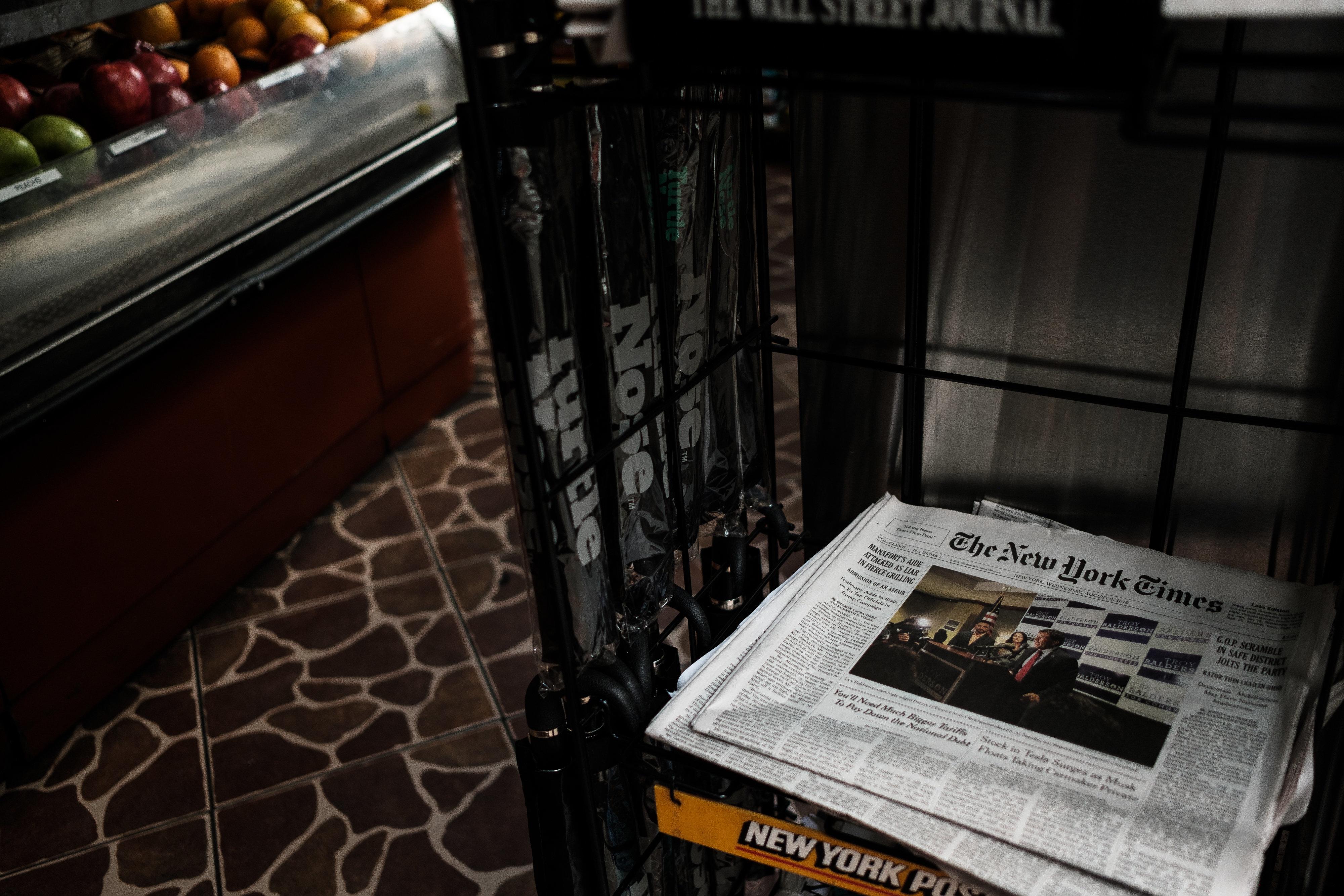 Οι συνδρομητές των New York Times φτάνουν τα 4