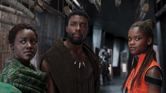 "Marvel Studios' ""Black Panther"" follows T'Challa who, after the death of his father, the King of Wakanda, returns home to the isolated, technologically advanced African nation to succeed to the throne and take his rightful place as king. But when a powerful old enemy reappears, T'Challa's mettle as king—and Black Panther—is tested when he is drawn into a formidable conflict that puts the fate of Wakanda and the entire world at risk. Faced with treachery and danger, the young king must rally his allies and release the full power of Black Panther to defeat his foes and secure the safety of his people and their way of life. 