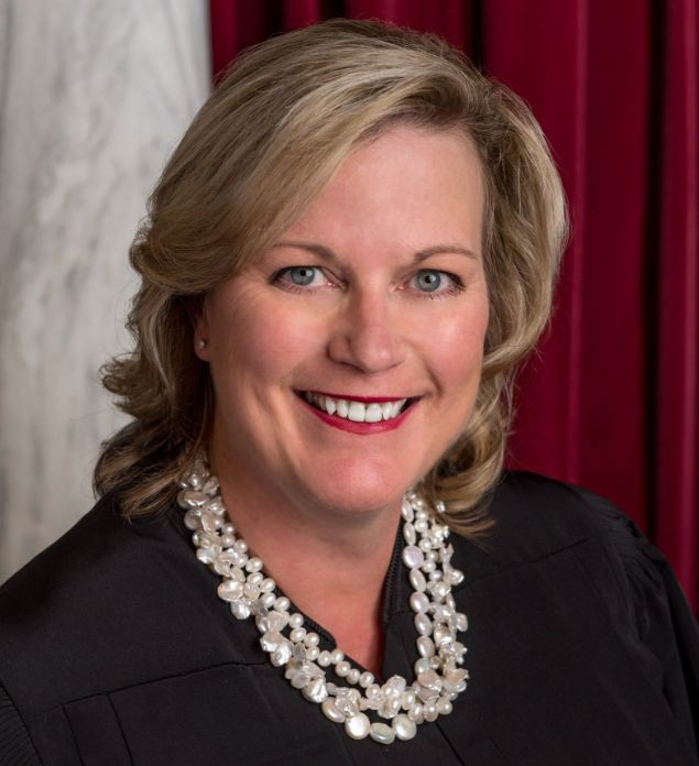 Justice Beth Walker is the subject of two articles of impeachment.