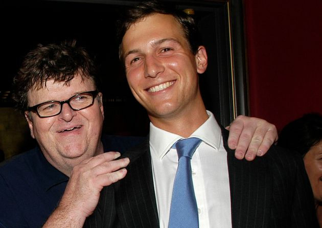 Michael Moore and Jared