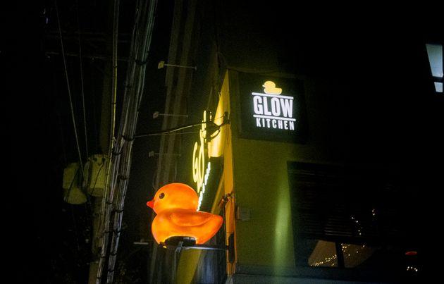 ▲ Glow Kitchen, 2017.11.13.