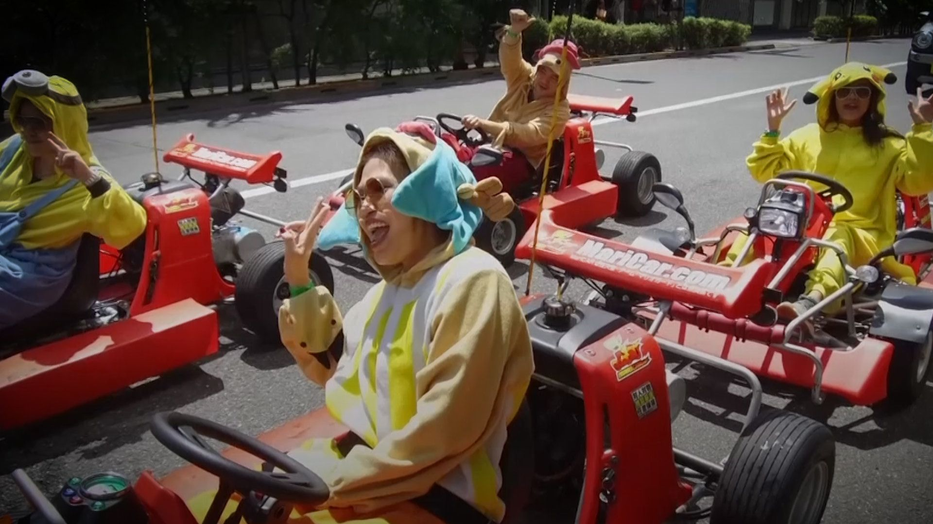 Mario Kart-inspired tours are all the rage in Tokyo