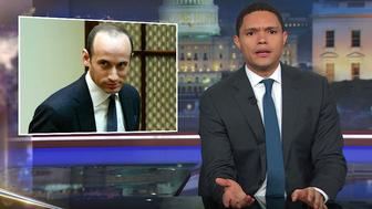 Trevor Noah of The Daily Show gets personal with the Trump administrations latest anti-immigrant efforts