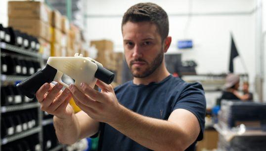 Νομικός πόλεμος στις ΗΠΑ για την κατασκευή όπλων με 3D