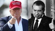 Trump Plant Veranstaltung Mit Unheimlichen Parallelen Zu Nixons Meisten Berüchtigten Watergate-Rede